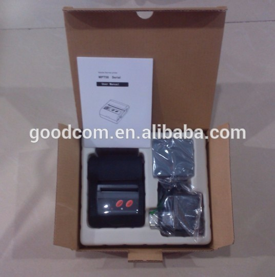 Mobile Android Bluetooth Printer,Portable printer,smartphone printer