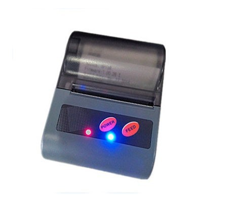 Free SDK Android and iOS Bluetooth Handheld Thermal Printers