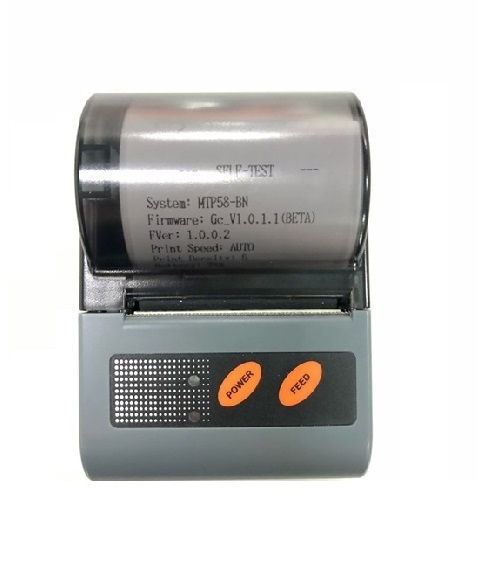 Amazon Hotsell Mini Portable Android Bluetooth Thermal Printer