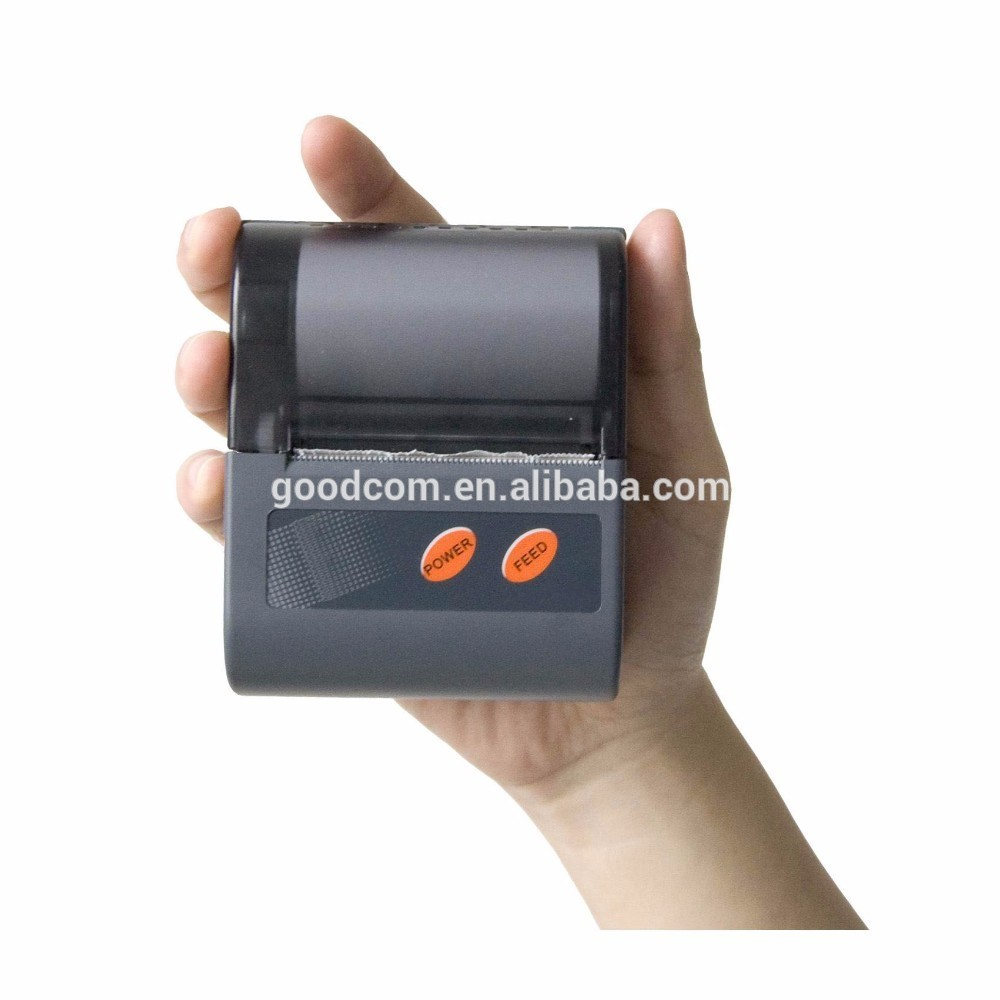 Pocket Bluetooth Printer Mini Printer For Laptop Smart Phone Tablet