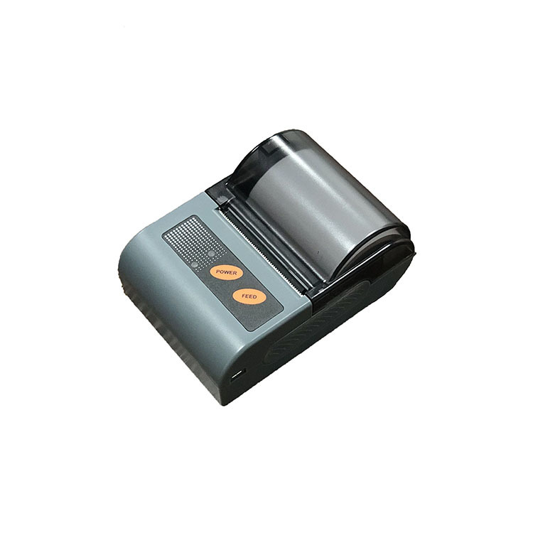 13% Off Mini Pocket Size Mobile Bluetooth Bar code Label Printer Sticker and Thermal Paper supported