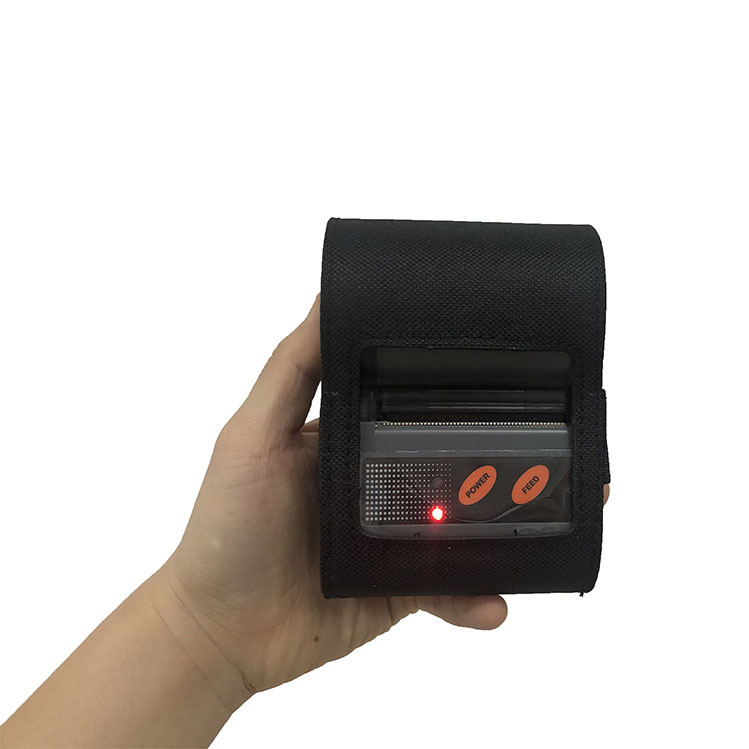 2 inch Portable Mobile Thermal Bluetooth Printer For Android and IOSFree SDK provided