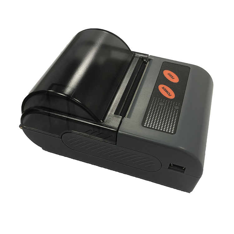 For IOS and Android 58mm mini Cheap Handheld Mobile thermal label receipt printer bluetooth
