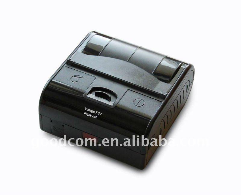 GOODCOM MTP80B 3inch type Water proof 80mm Thermal paper Mini Bluetooth Portable Printer