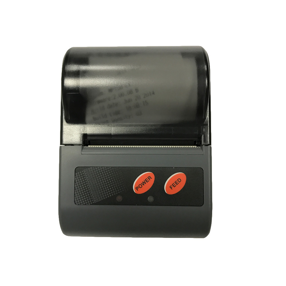 Arabic Supported 58mm Mini Android Portable Bluetooth Printer