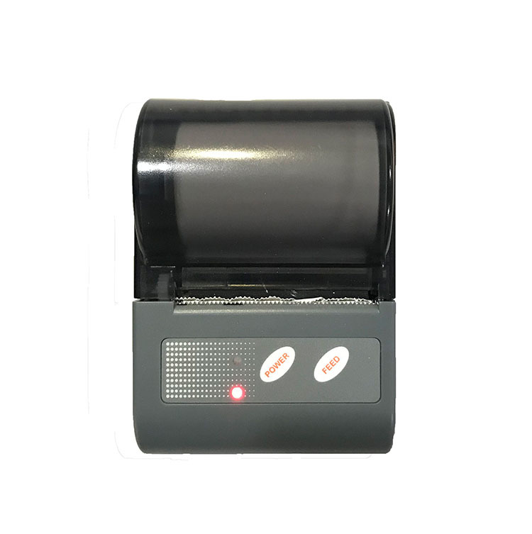 New Design Pocket Bluetooth Printer for Android iOS Mobile Devices