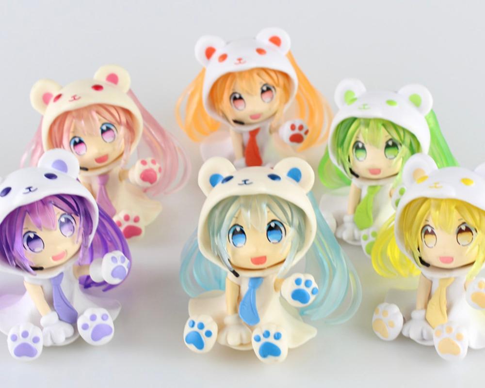 Meiyan Cute cartoon oem 3D modle figurine plastic custom action figure pvc custom action figure toys manufacturer