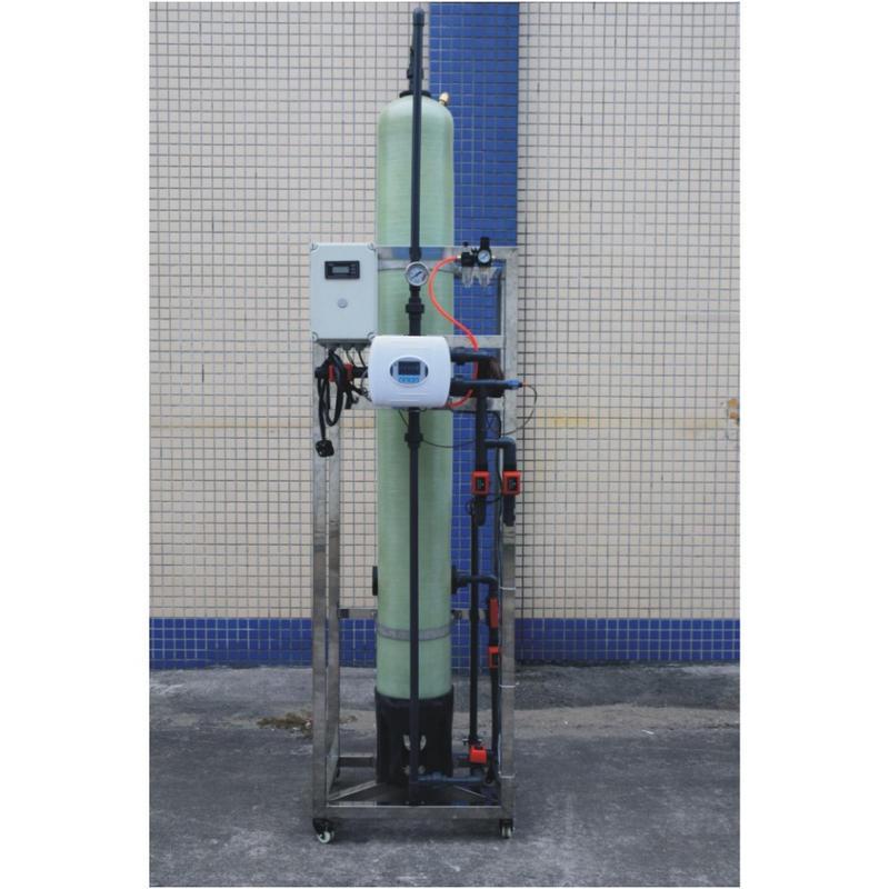 1000LPH Deionized FIlter System water deionizer price