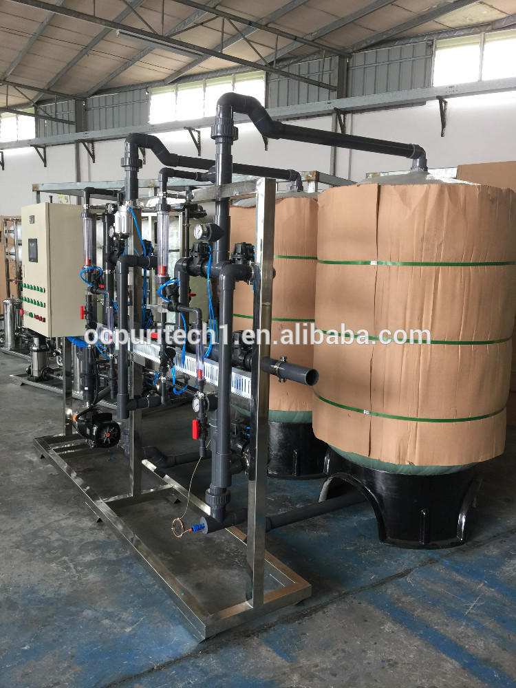 ion exchange ion exchange industrial water filter system