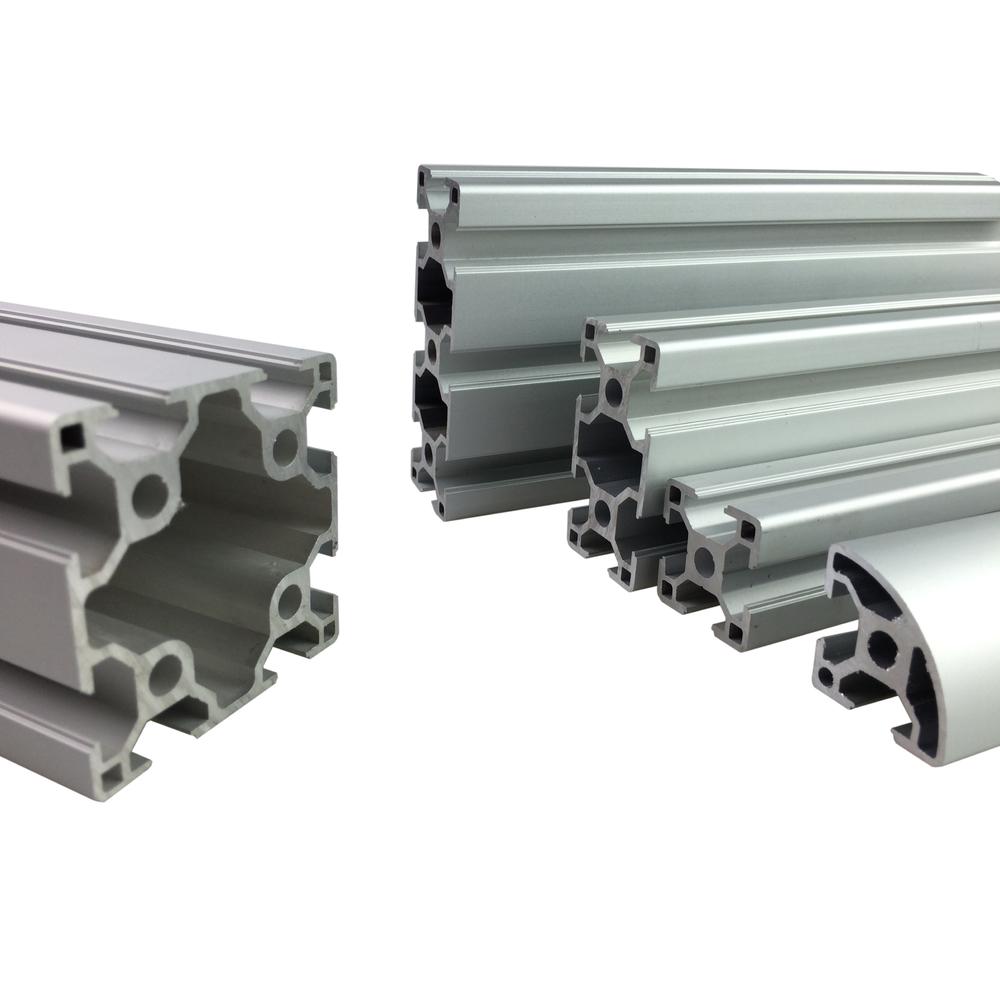 Configurable Length T-slot Aluminum