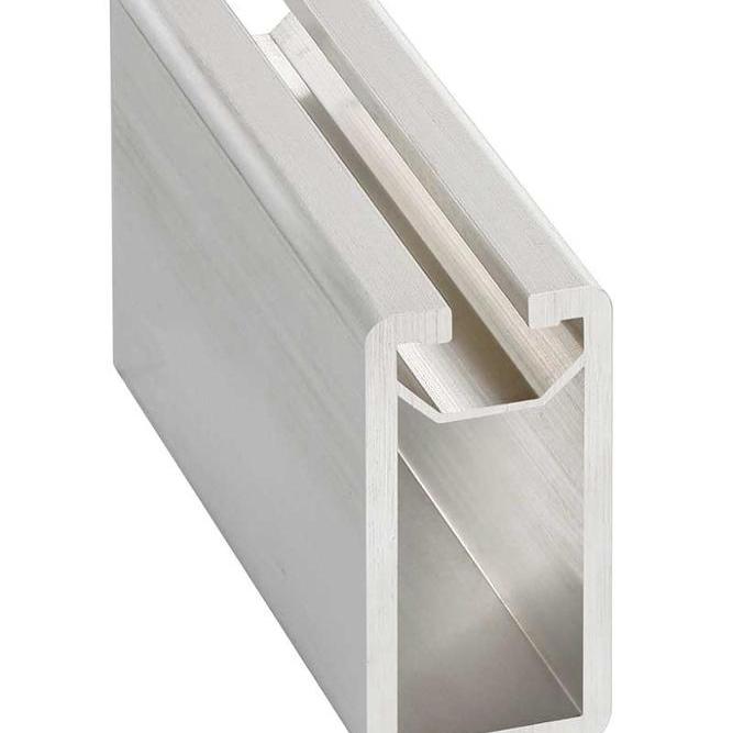70% Discount 6063-T5 Aluminum Round Corner Extrusion Profile Special Shapes