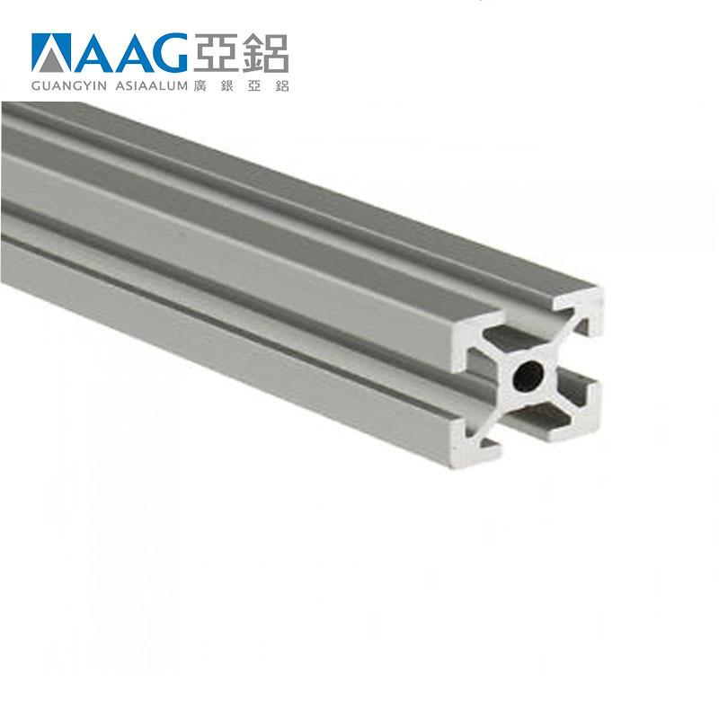 Foshan Factory Aluminum Extrusion T-Slot Profiles