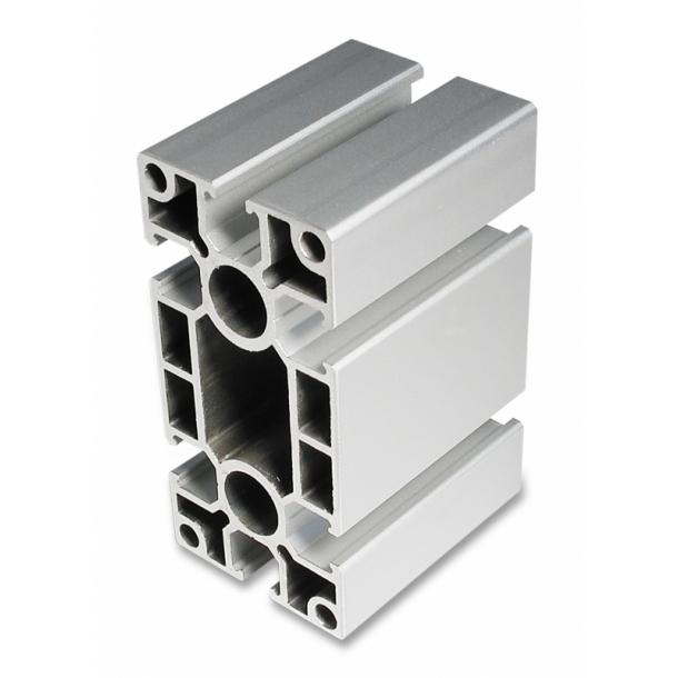 Milled Surfaces L-Shaped T-slot Aluminum Extrusion Profile