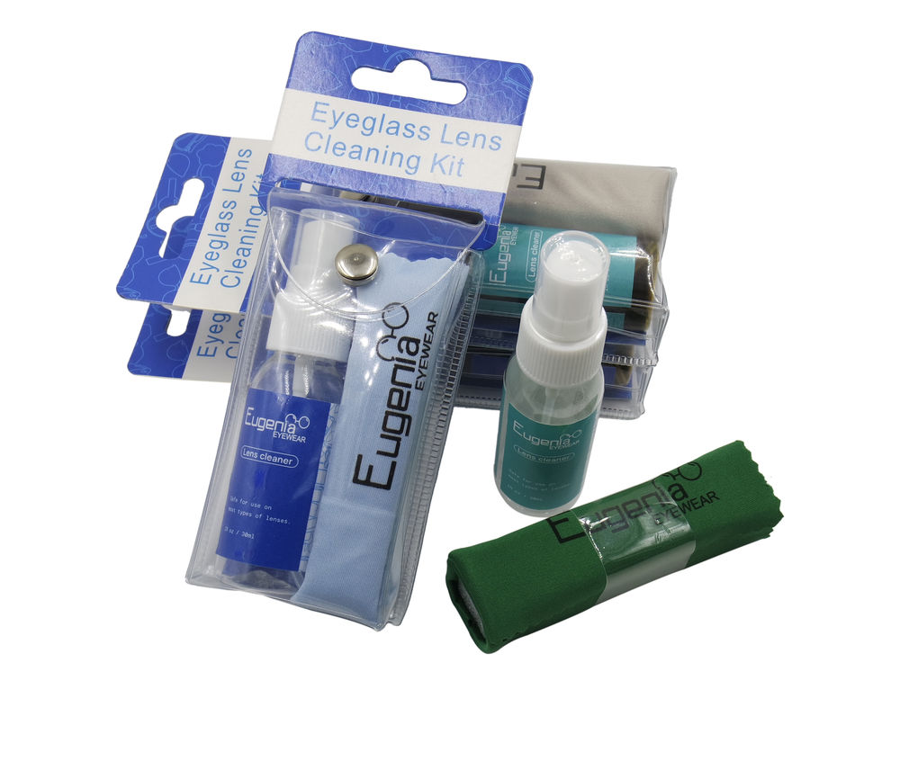 EUGENIA eyeglass repair kit with screw, nose pad and screwdriver eyewear repair tool