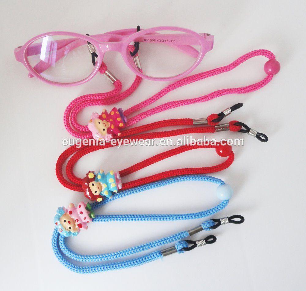 2020 colorful kids cute eyeglasses cords