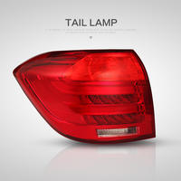 VLAND manufacturer for car taillight for HLD taillight 2008 2009 2010 2011 tail lamp with turn signal+reverse light
