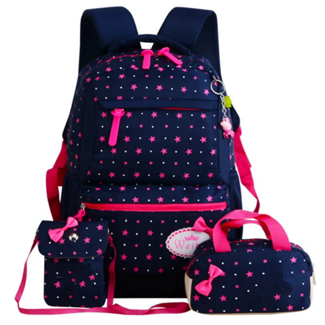 product-Osgoodway-Osgoodway Children School Bags Teenagers Girls Printing Rucksack school Backpacks