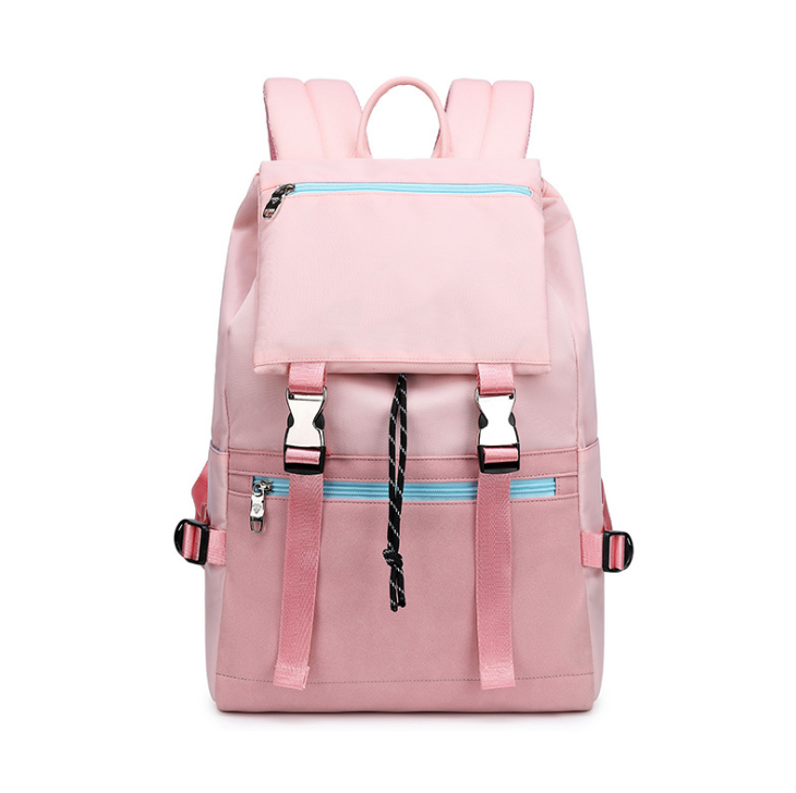 New Arrivals 2020 Fashion designers Bookbags Girls Pink School Book Bags for Teenagers Girl