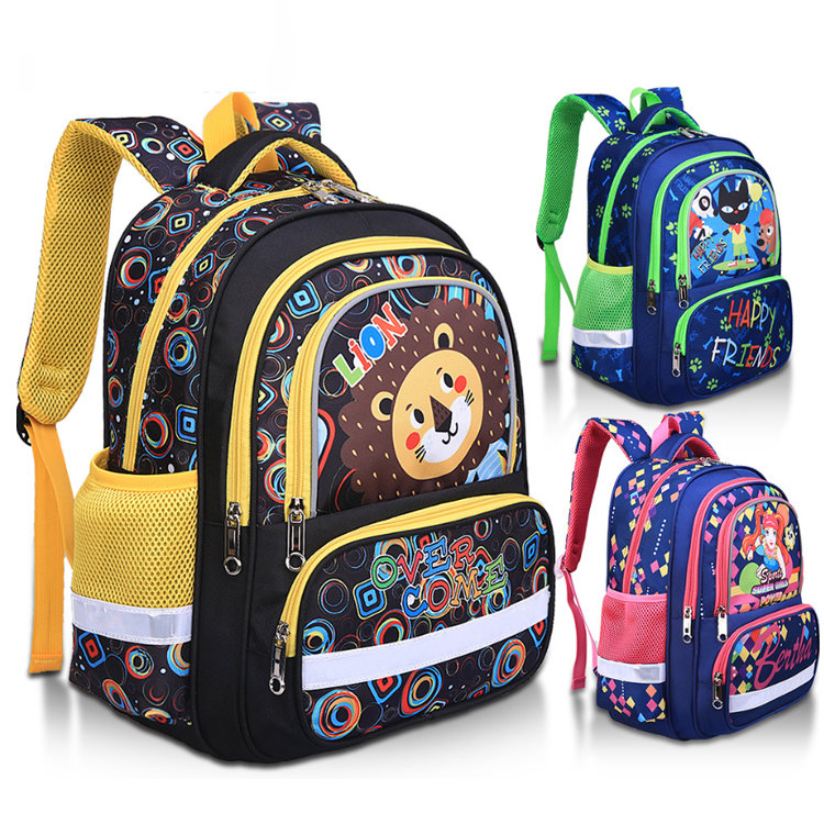 product-Osgoodway2 Cute 1-6 Grades Ergonomic School Backpack for Kids Bookbags Bagpack Girls-Osgoodw-1