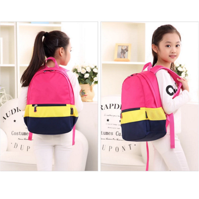 product-Osgoodway Children Orthopedic School Bags For Girls Boys Backpack In Primary School Backpack-1