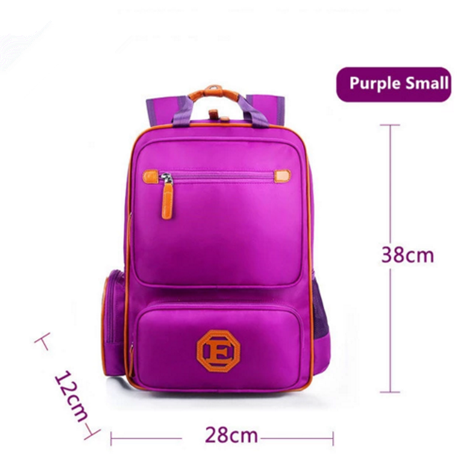 product-Osgoodway Fashion Orthopedic Children Primary School Bags Kids Backpack For Teenagers Boys G-1