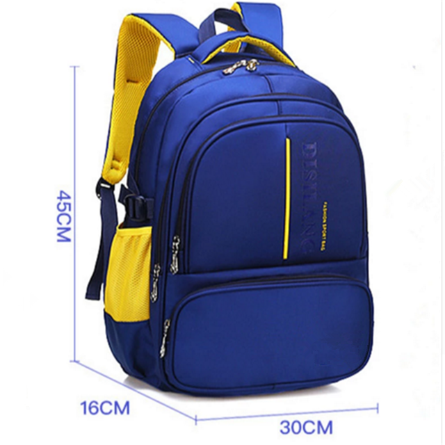 product-Osgoodway-Osgoodway Children School bags Orthopedic Backpack schoolbags kids Travel School B
