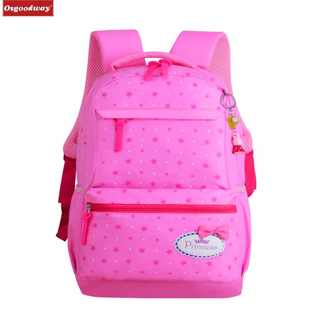 Osgoodway Children School Bags Teenagers Girls Printing Rucksack school Backpacks kids travel backpack Cute Shoulder Bag