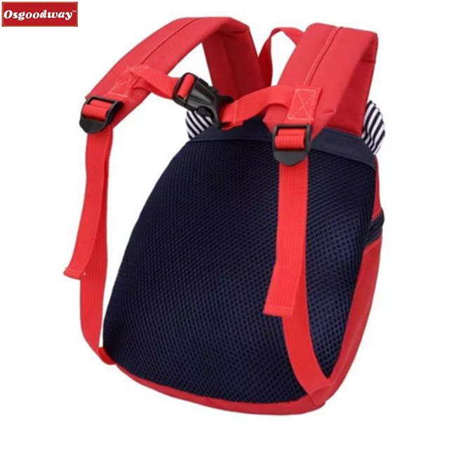 product-Osgoodway Infantile Children School Bags Cute Anti-lost Childrens Backpack for Child Baby Ba-1