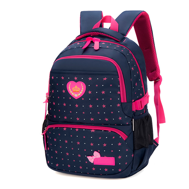Osgoodway New Hot-sale China ManufacturerMultiple pockets Kids School BagBackPack For Girl & Boy