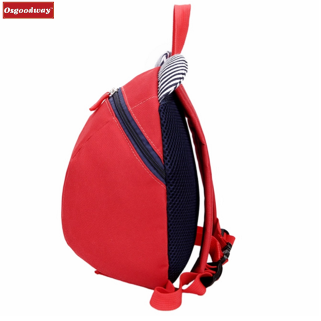 product-Osgoodway-Osgoodway Infantile Children School Bags Cute Anti-lost Childrens Backpack for Chi