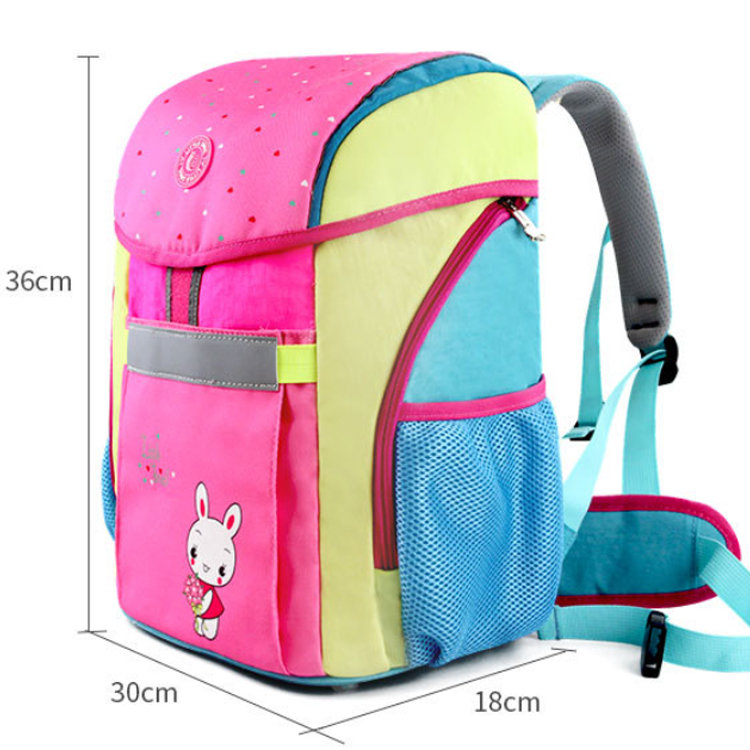 product-Osgoodway Low MOQ Children Bag Kids Backpack Large Capacity Ergonomic School Bag Backpack fo-1