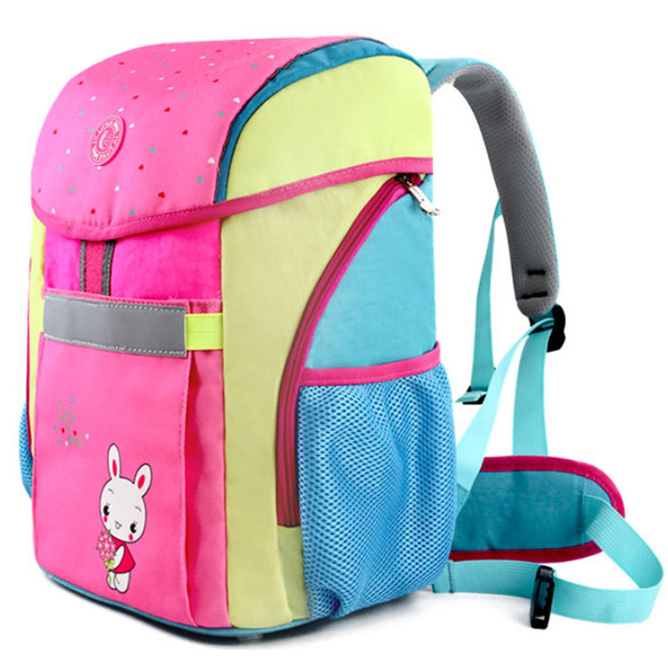Osgoodway Low MOQ Children Bag Kids Backpack Large Capacity Ergonomic School Bag Backpack for Teenager
