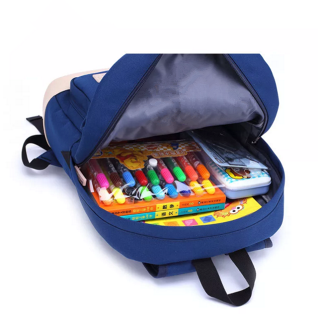 product-Osgoodway OEM Children Bag Kids Backpack Polyester Casual Teenagers School Bags Backpack wit-1