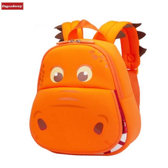 Osgoodway Backpack Baby Bag Waterproof School Bags for Teenagers Girls Cartoon Children School Backpacks for Kids Boys