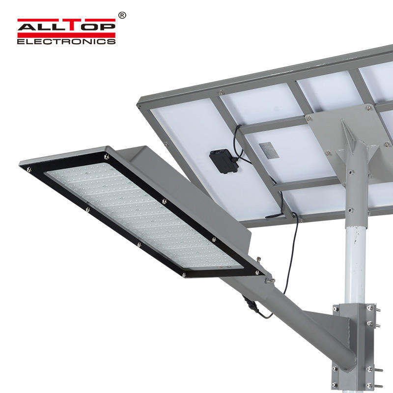ALLTOP IP65 Outdoor Garden Waterproof 180w Solar LED Street Light