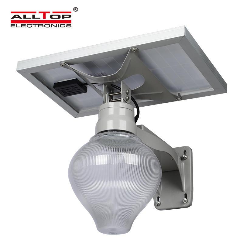 High brightness IP67 waterproof all in one solar 20w led street light