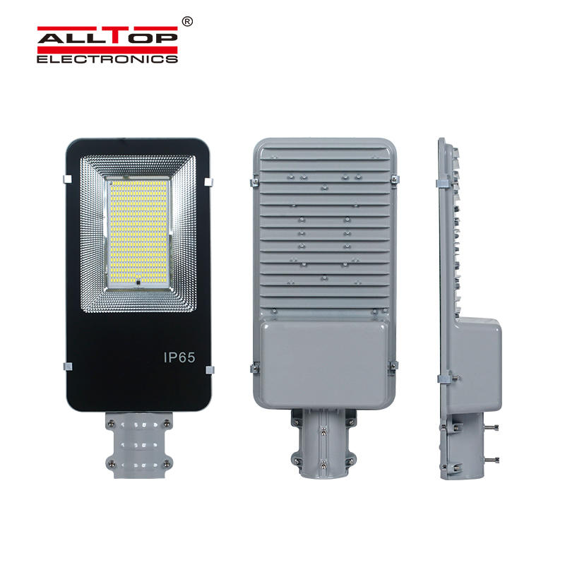 ALLTOP Energy saving ip65 outdoor waterproof lighting smd 200w modular integrated solar led street light