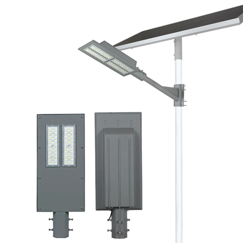 ALLTOP High quality aluminum garden ip65 waterproof 90watt 180watt solar led street light