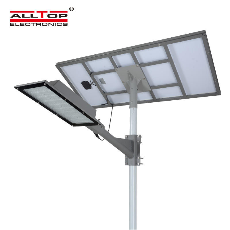 ALLTOP High Brightness Outdoor Waterproof IP65 Solar Power 180W Solar Led Street Light