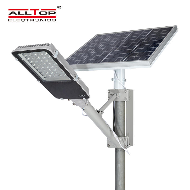 High quality ip67 waterproof 40w 50w 60w 80w intelligent led street light