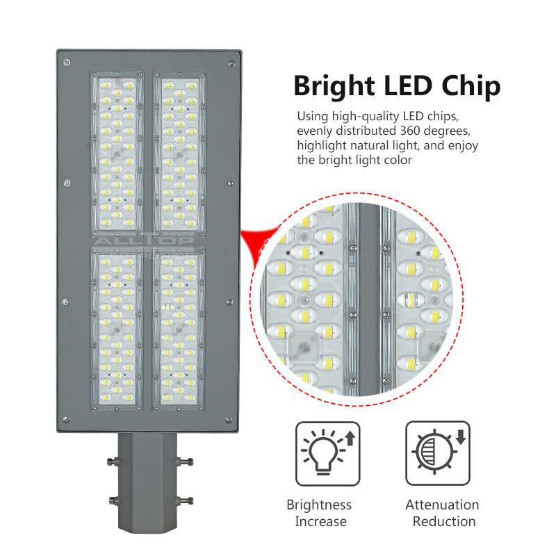 ALLTOP High quality high power highway lighting fixture ip65 180w solar led street light
