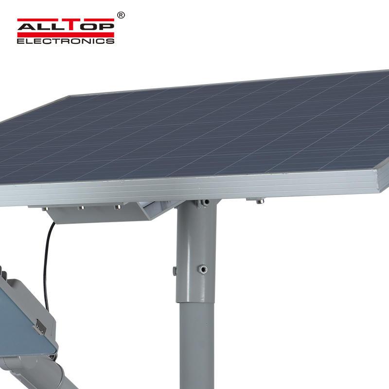 ALLTOP Best selling waterproof ip65 90w 120w 150w 180w outdoor solar lamp led street
