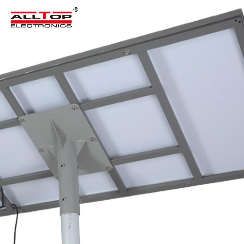 ALLTOP Outdoor IP65 waterproof backyard garden 180watt solar led street light