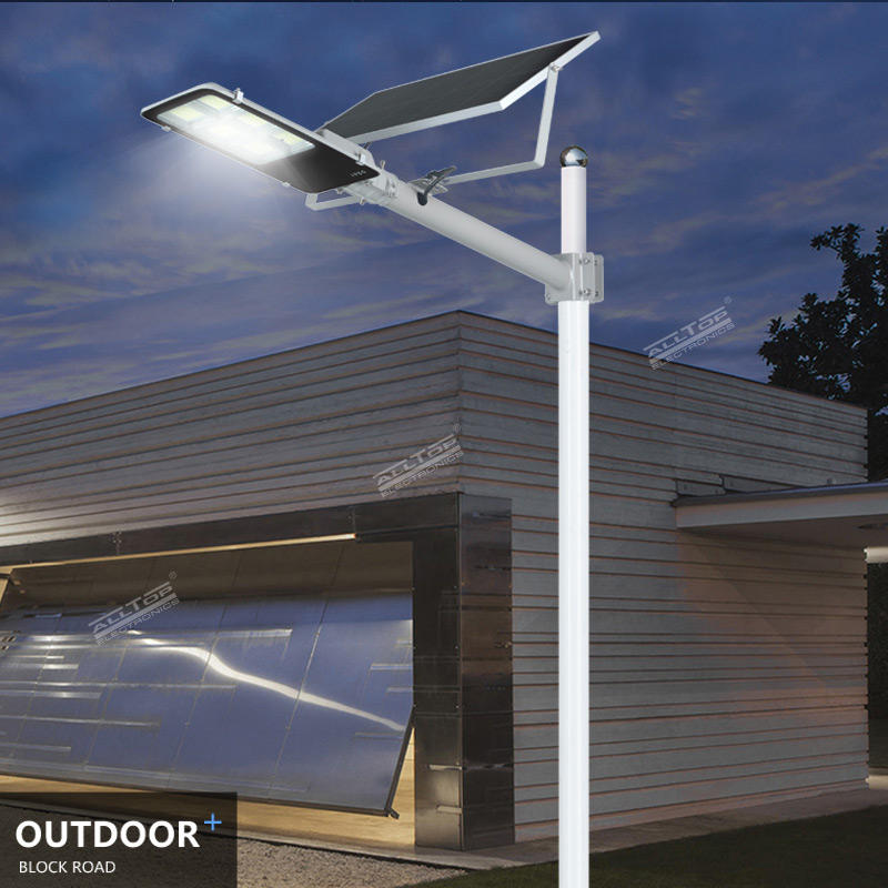 ALLTOP High quality new classic ip65 150w outdoor garden road lighting solar led street light