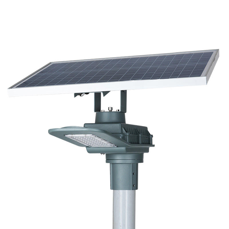 ALLTOP High lumen aluminum ip65 outdoor waterproof 40watt 90watt solar led street light
