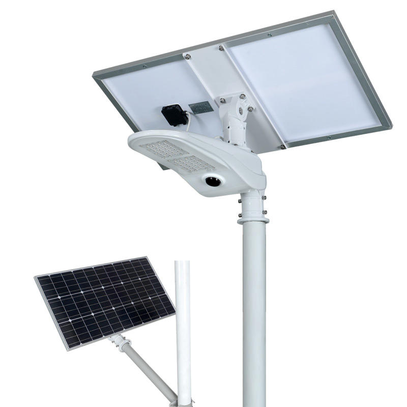 ALLTOP Outdoor waterproof ip65 smd integrated 50w solar led street light price