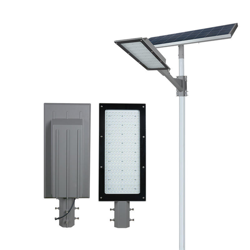 ALLTOP High quality waterproof outdoor lighting IP65 MPPT solar controller 180w solar led street light