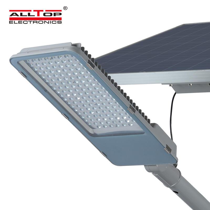 ALLTOP High quality outdoor ip65 dusk to dawn waterproof 90watt 120watt 150watt 180watt solar led street light