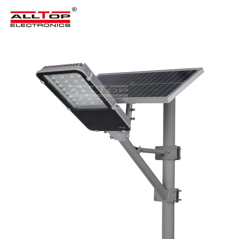 High quality intelligent outdoor waterproof ip67 30w 40w led street light