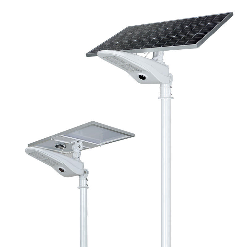 ALLTOP IP65 outdoor waterproof energy saving Die Casting Aluminum 50w solar road light